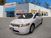 This 2008 Honda offered at Certicare  Huntington.  The