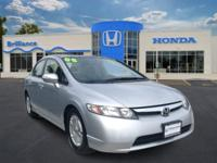 2008 Honda Civic Hybrid 4dr Car Our Location is: