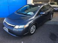 This 2008 Honda Civic Hybrid is offered to you for sale