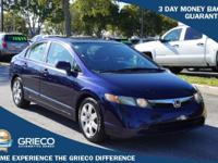 2008 Honda Civic, *Carfax Accident Free*, All Routine