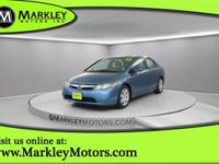 Check out our Carfax Accident-Free 2008 Honda Civic LX