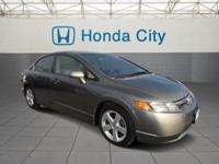 2008 Honda Civic Sdn 4dr Car EX Our Location is: Honda
