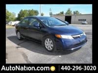 2008 Honda Civic Sdn Our Location is: AutoNation Ford