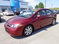 2008 Honda Civic Sdn Our Location is: AutoNation Honda