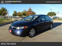 AutoNation Honda Lewisville has a large selection of
