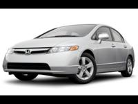 2008 Honda Civic Sdn Sedan 4dr Auto LX Our Location is: