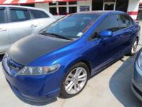 2008 Honda Civic Si VIN: 2HGFA55518H704824 Miles: