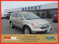Looking for a clean, well-cared for 2008 Honda CR-V