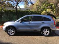 Options:  2008 Honda Cr-V Ex|Blue|Automatic|2.4L Dohc
