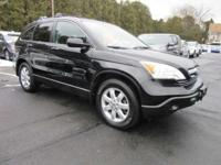 This 2008 Honda CR-V 4WD 5dr EX is offered to you for