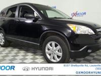 Honda CR-V EX CARFAX One-Owner. Clean Carfax - 1 Owner,