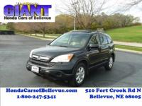 This 2008 Honda CR-V EX-L w/Navi 4WD is offered to you