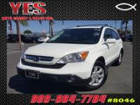 Options:  2008 Honda Cr-V Ex-L|**Internet Price** Price