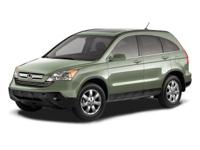 AWD. The SUV you've always wanted! Hurry in! When was