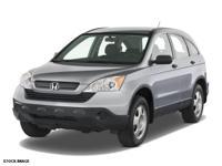 2008 White Honda CR-V EX-L USB Charging Port, Cruise
