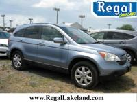 AWD. Gasoline! Regal Honda means business! GREAT DEALS