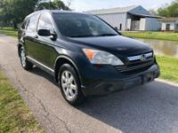 Fully Loaded ONE owner Honda CRV! Clean and clear