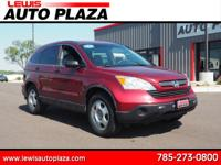 Options:  2008 Honda Cr-V Lx|Awd Lx 4Dr Suv|2.4L|4