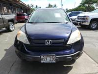 Check out this 2008 Honda CR-V LX. Its Automatic