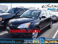 Scores 27 Highway MPG and 20 City MPG! This Honda CR-V