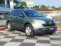 **LOCAL TRADE** and **DETAILED AND INSPECTED**. CR-V