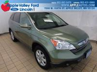 Green Machine! Welcome to Apple Valley Ford! Honda has