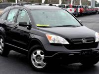 Reasonably priced 1-owner CRV LX with less than 70K