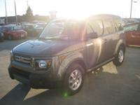 1 owner Honda Element EX 4x4 with only 70.655 miles!!