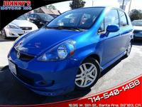 . 2008 honda fit sport! Automatic! Wow gas saver!