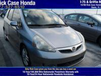 Options:  2008 Honda Fit Sport|/|V4 1.5L Automatic|0
