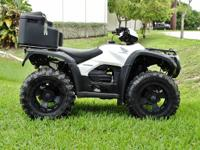 2008 Honda FourTrax Foreman 500 4x4!!! In almost NEW