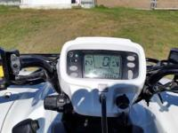 08 Honda Foreman Rubicon Only 1474 miles. Like new