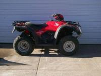 2008 Honda FourTrax Foreman 4x4 with Power Steering