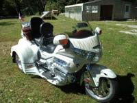 2008 Honda GL1800 Glodwing Trike. This is a 2008 Honda