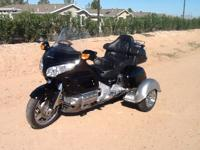2008 Honda GL1800HPN Goldwing- - Motorcycle For Sale