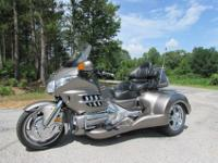 THIS IS A ROADSMITH HT1800 CONVERSION FOR THE GOLDWING