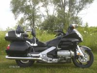 Motorcycles Touring. 2008 Honda Gold Wing Audio/