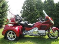 This trike runs and trips great and it has extremely