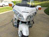 2008 Goldwing with Premium Sound, 47,167 trouble free