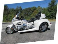 2008 HONDA GOLDWING GL1800 ROADSMITH TRIKE BY TRIKE