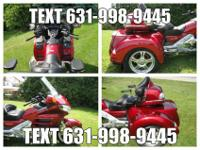 Honda Goldwing GL1800 with a ROADSMITH trike package by