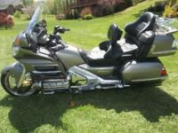 2008 Titanium GL1800 Goldwing w/61K miles Recently