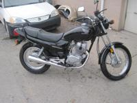 2008 Honda Nighthawk (CB250) repaired and ready to go