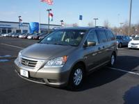 Description 2008 HONDA Odyssey Auto-Dimming Mirrors,