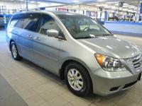 Description 2008 HONDA Odyssey Leather Interior