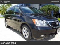 2008 Honda Odyssey Our Location is: Mercedes-Benz Of