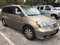 This outstanding example of a 2008 Honda Odyssey 5dr EX
