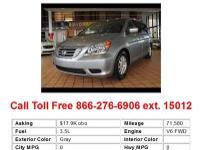 2008 Honda Odyssey EX Passenger Van Passenger Van 4