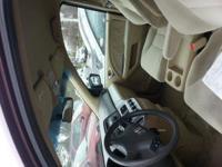 2008 Honda Odyssey LX in Dark Cherry Pearl... Move