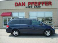 VERY NICE HONDA ODYSSEY VAN. LOADED WITH LEATHER 8